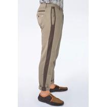 Pantalones Casuales Marca Altoretti, Diseños Exclusivos