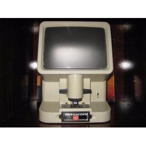 Microscopio Escolar De Pantalla