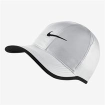 Boné Nike Featherlight Unisex - Branco