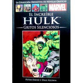 Coleccion Marvel Salvat: Hulk Gritos Silenciosos