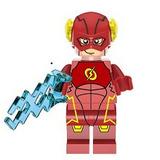 Figura Sax 01 Fuerza De Velocidad Flash Compatible Con Lego