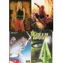 Postales Dragon Ball Buffy Sandman Spiderman Preacher