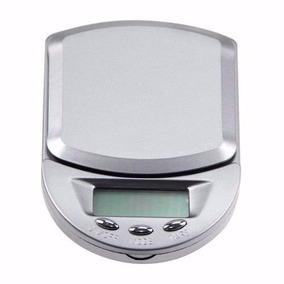 Mini Balança Digital De Bolso Alta Precisão 0,1 A 500g Micro