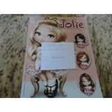 Álbum Figurinhas Jolie 2013 Completo Para Colar