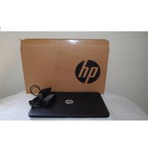 Laptop Hp 15-r210dxcore I5-5200u / 6gb / 750gb