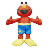 Playskool Sesame Street Elmo Hora Del Baño