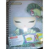 Cuaderno Anillado Stanford A4- Kimmidoll Airi