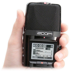 Gravador H2n Zoom Digital H2 Sd 2gb Incluso Frete Grátis