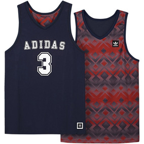 Playera Jersey Originals Doble Vista Hombre Adidas S93456
