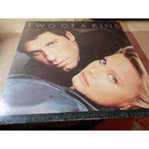 John Travolta Olivia Newton Two A Kind Disco Lp Acetato