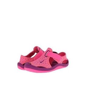 443fd2db6b3b Sandalias Nike 100% Originales Nena Talle 19 Unico Par -   1.300