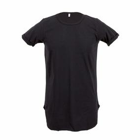 Kit 03 Camiseta Camisa Blusa Masculina Oversized Longline
