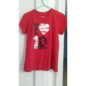 Camisa De One Direction