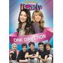 Dvd Icarly - One Direction (semi Novo)