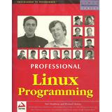 Libro Professional Linux Programming, Editorial Wrox Press