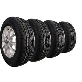 Kit 4 Pneu 185/70 R14 Remold Gw Tyre Pirelli 5 Anos Garantia