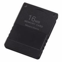 Cartão De Memória Para Playstation 2 16mb Memory Card Ps2