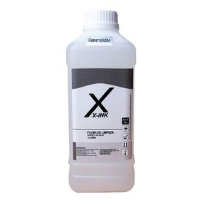 Solvente De Limpeza Dx4 Dx5 Dx7 Ecosolvente Flush 1 Litro