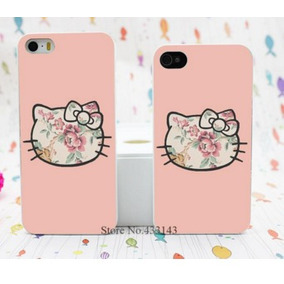 Iphone Case Hello Kitty Rosa Iphone 4 4s 5 5s Envío Gratis