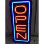 Display Neon Open Modelo Open77n 73x21x40 Cm