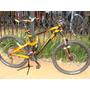 Bicicleta Ktm Full Suspension 30 Marchas