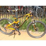 Bicicleta Ktm Full Suspension Deore 30v Lycan 27.5
