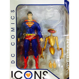 Superman Figura Dc Icons