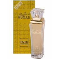 Billion Woman Perfume Feminino Paris Elysees 100ml