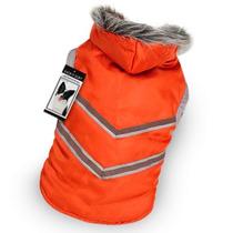 Sweater Capa Abrigo Chaleco Reflejante Perro 2x Grande