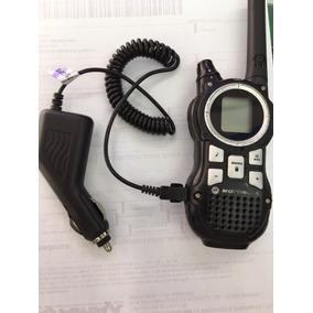 Carregador Veicular P/ Talkabout Motorola Mh230 Mj270 Mr350