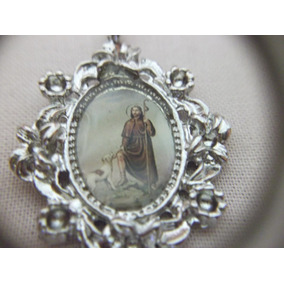 B. Antigo - Medalha Sacra De São Lázaro Frete Grátis