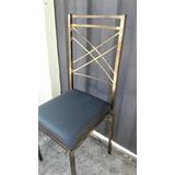 Cadeira De Ferro P Buffet, Salão De Festas. Metalon 20x20