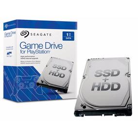 Hd Seagate Híbrido Playstation 1tb Mlc/ 8gb Stbd1000101 Box