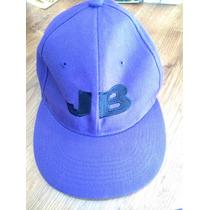 Gorra Justin Bieber Autografiada (6048)