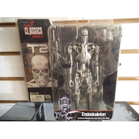 Endoskeleton T-800 Terminator Cult Classics Neca