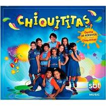 Cd Chiquititas - Volume 1 - Novo E Lacrado