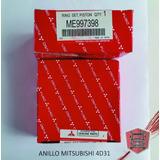 Anillos Mitsubishi 4d31