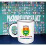 Taza Ceramica Athletic Fbc Encarnacion Paraguay