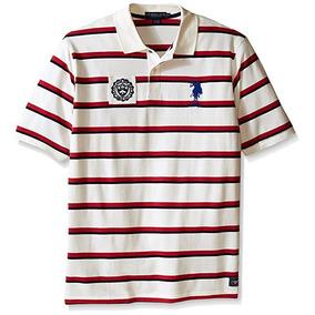 Camisa U.s.polo Extra G Assn. Original Masculina Compre Já