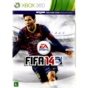Fifa 14 Midia Fisica Xbox 360 /original /perf Estado