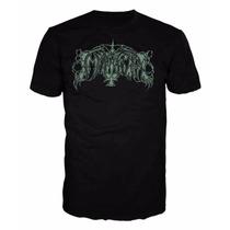 Playera Death/black/thrash Metal Logo Immortal