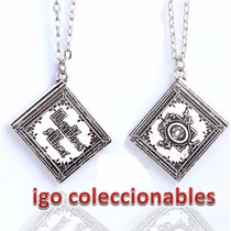 Collar Libro De Henry Once Upon A Time Igo Coleccionables!