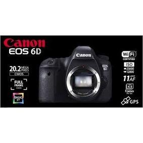 Canon 6d Body Liquidamos Oferta Stock Y Garantía Efectivo