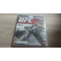 Ufc 3 Undisputed Ps3 Semi Novo Xzg (fotos Reais)