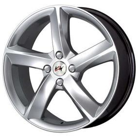 Jogo De Rodas Esportivas Aro 14 K40 Vw Gm Fiat Hyundai