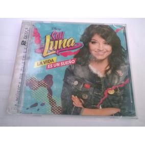 Soy Luna: La Vida Es Un Sueño (2 Cd