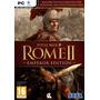 Total War: Rome Ii - Emperor Edition ( Mídia Física ) Pc