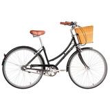 Bicicleta Retrô Novello - Verona Preta