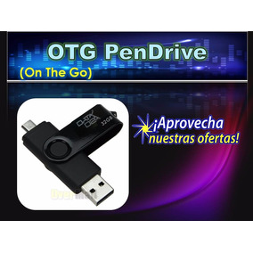 Otg Pendrive 2 En 1 Data D2a 32gb Dual Microusb - Usb