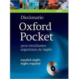 Oxford Pocket Para Estudiantes Argentinos De Ingles +cd New